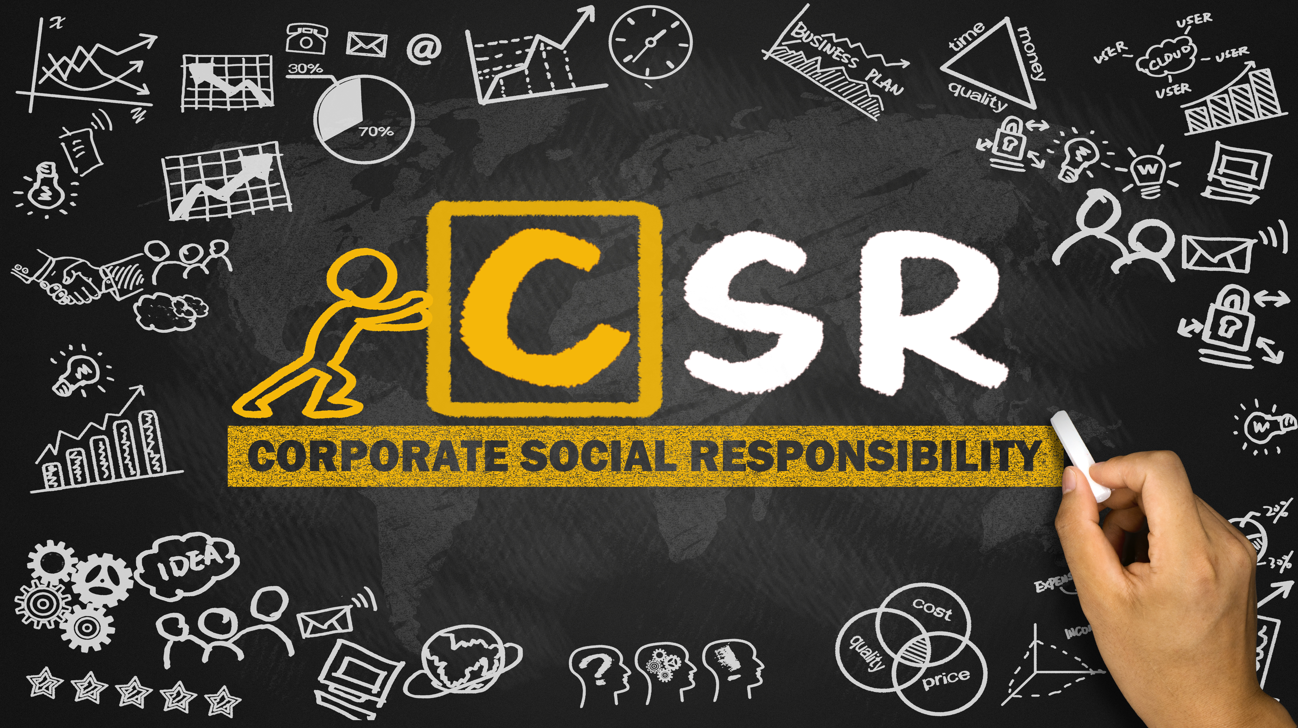 Never Underestimate The Power Of A Good CSR Model