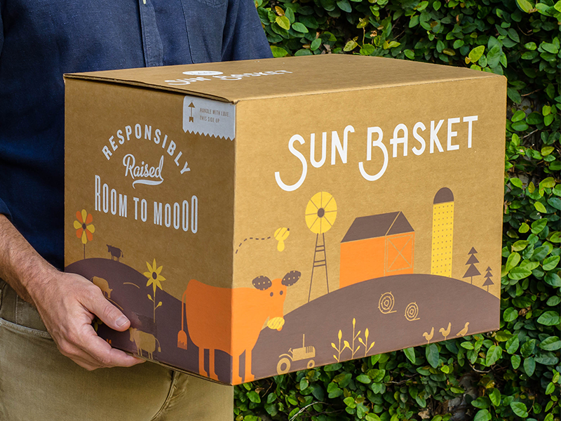 Sun-Basket-Packaging