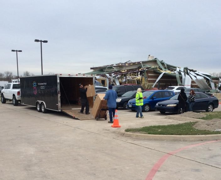Cleaning Up North Texas Thanks to Arbill and Good360!