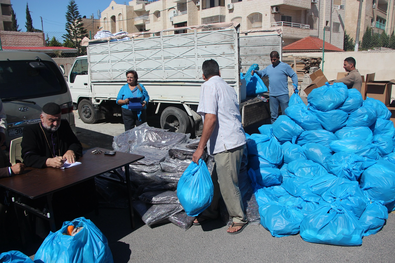 Good360 Donations Provide Hope to Thousands of Refugees in the Middle East