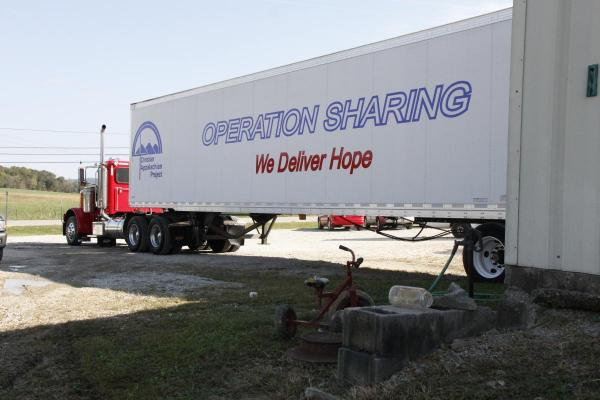 Operation Sharing™ Gets Kids and Seniors Moving!