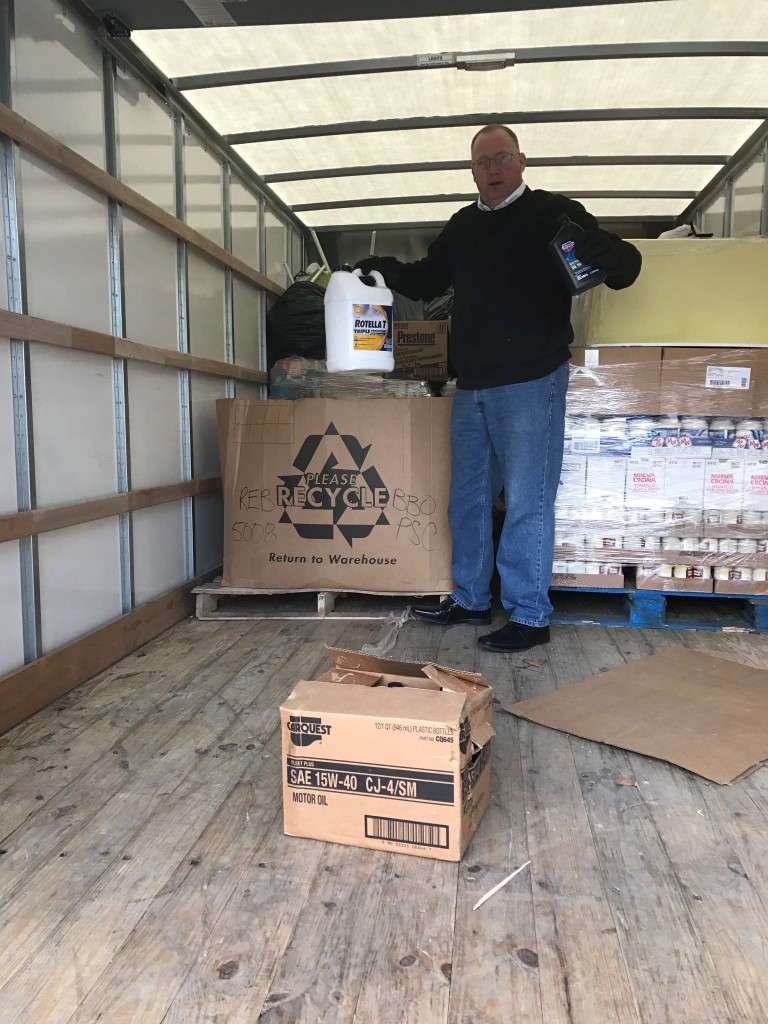 Advance Auto Parts Donation Helps Thousands Affected By WV Flood