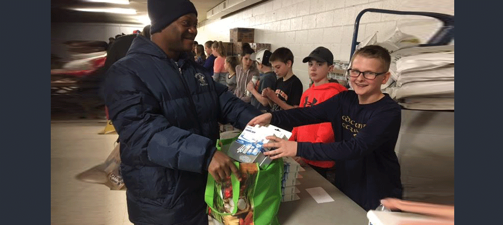 Philips Dental Hygiene Kits Distributed to Impacted Families in Flint, MI