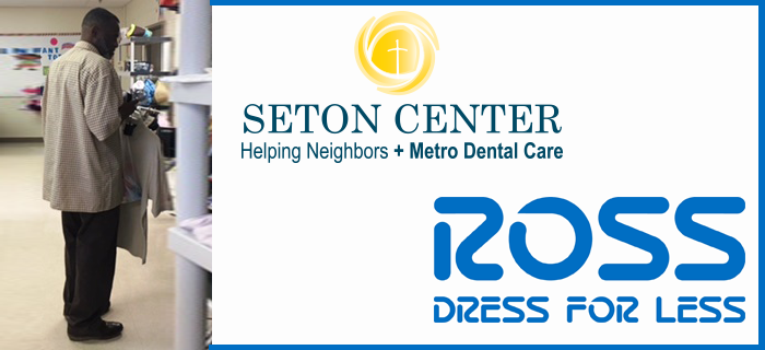 Ross Donation Makes Seton Center A One Stop Shop For The Needy