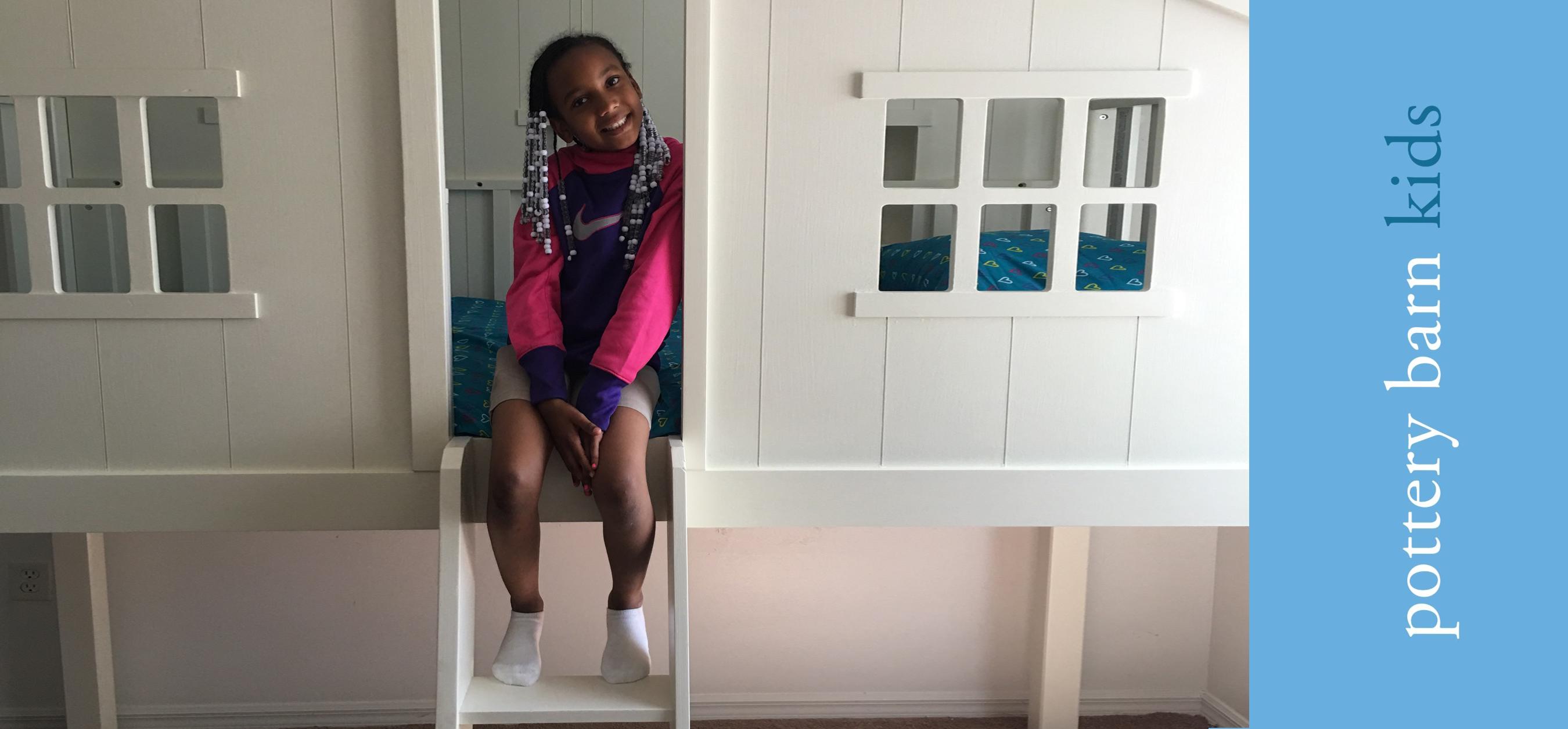 Pottery Barn Makes Children's Rooms a Dream Come True