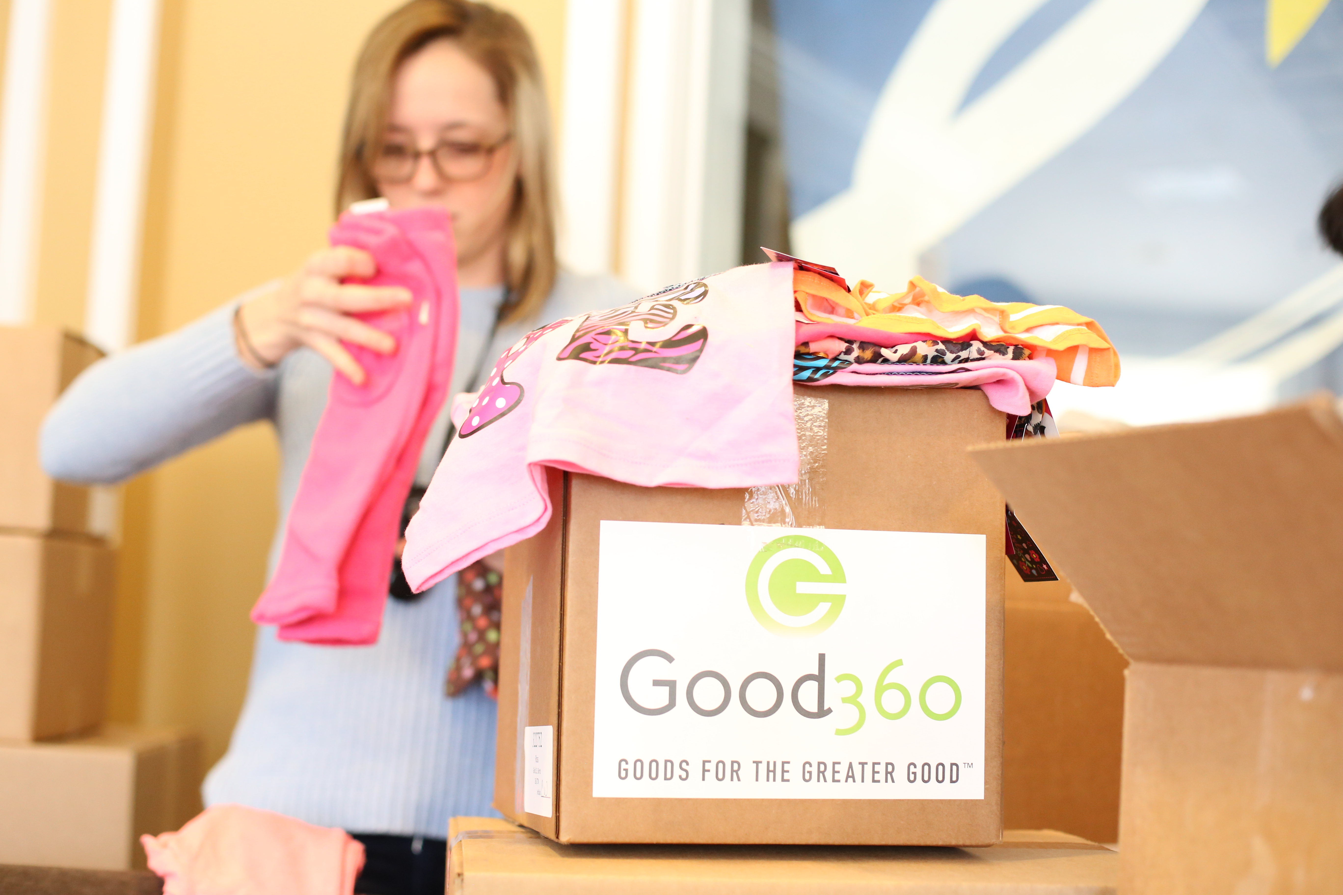 Product Donations: What Top Brands Give to Good360