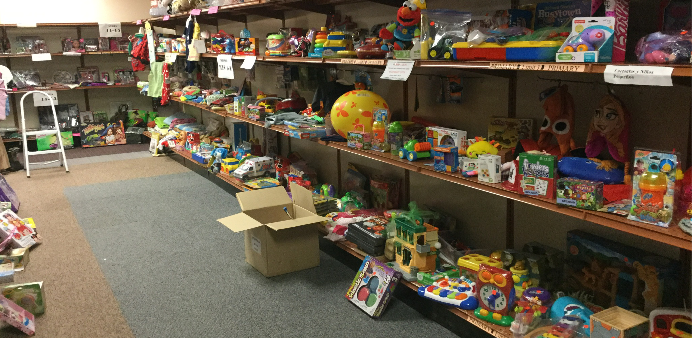 Mattel Gives Back to Tacoma Community