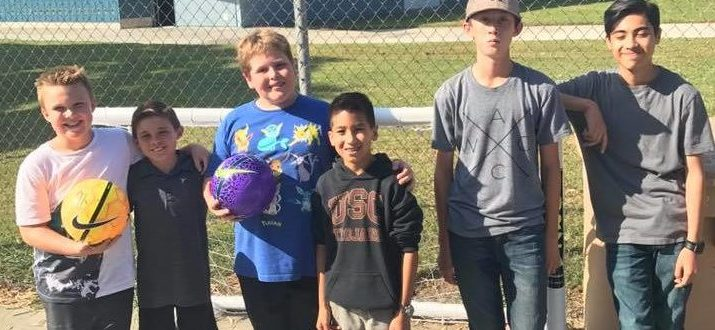 New Donations Encourage Active Play for Youth