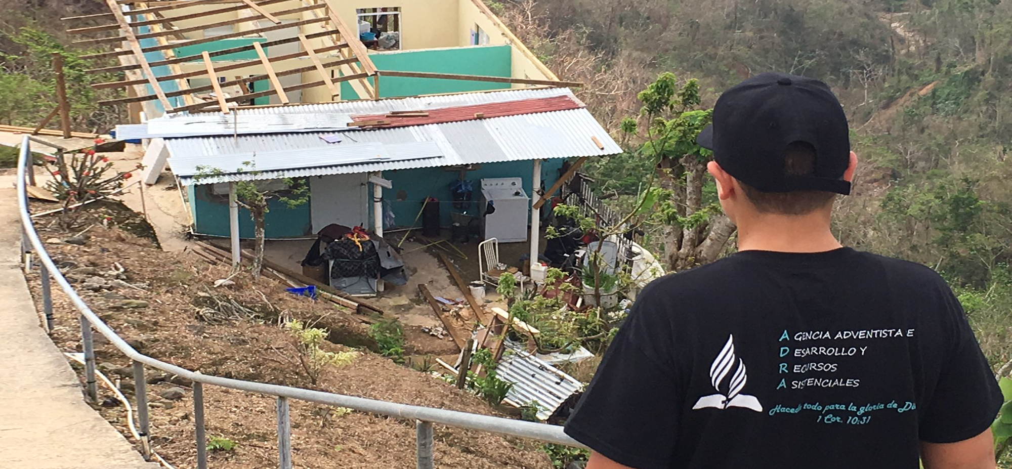 A Lingering Nightmare: How We're Pushing Disaster Recovery Efforts in Still-Dark Puerto Rico