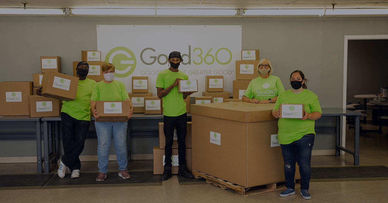 The Good360 Blog