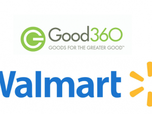 11ffdd510 PRESS RELEASE: Good360 Receives One Million Dollar Grant from Walmart to  Expand Capabilities and Provide Needed Goods Across the United States