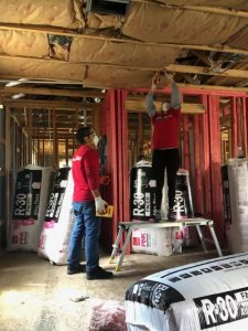 Donated Insulation from Wrangler Gives a Woman Who Lost Everything a New Home