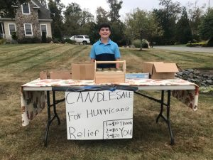 Kids Make A Huge Difference by Donating Their Talents to Raise Money for Hurricane Dorian Relief