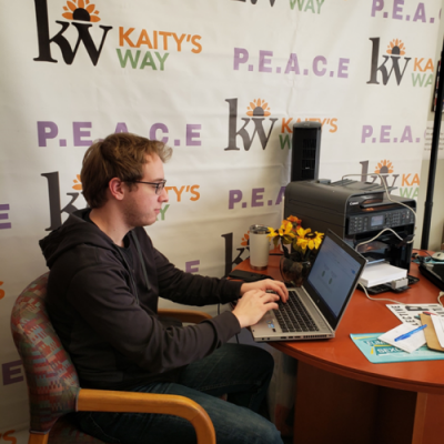 Laptop Donation from Assurant, Inc. Increases Efficiency at Kaity's Way