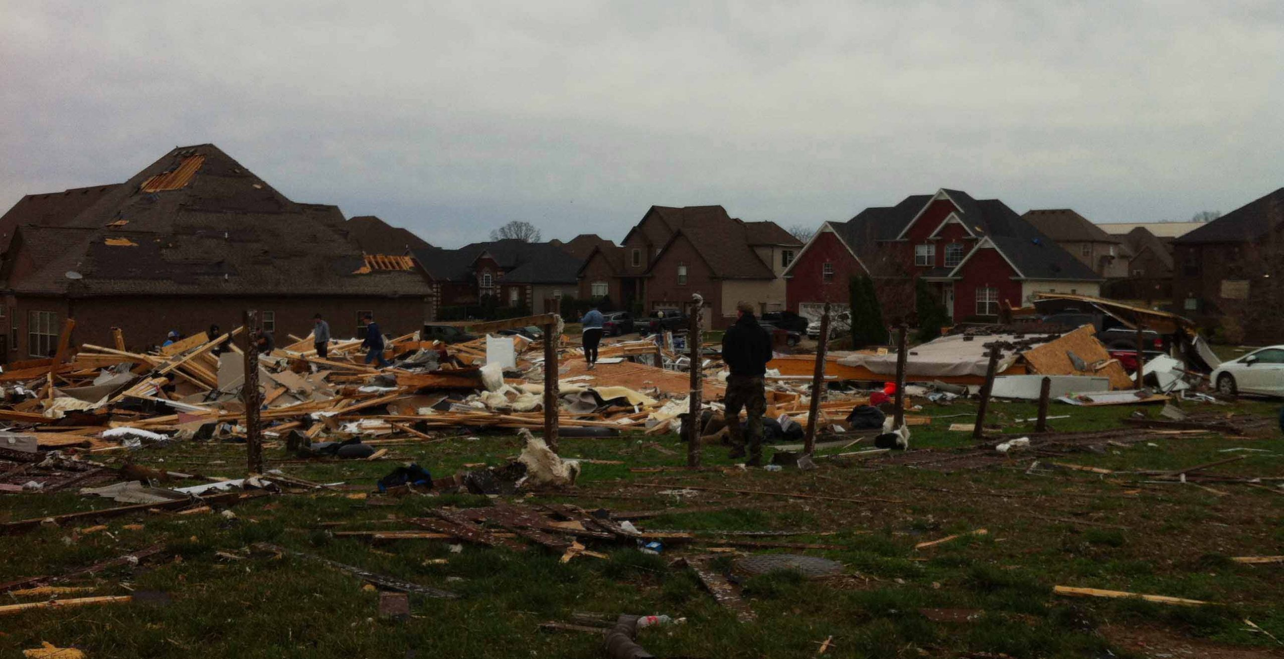 Central Tennessee Tornado Recovery