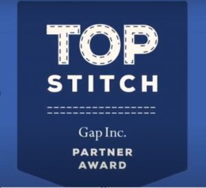 Going the Extra Mile: Gap Inc. Honors UPS with Inaugural Top Stitch Award and $100K Donation to Good360