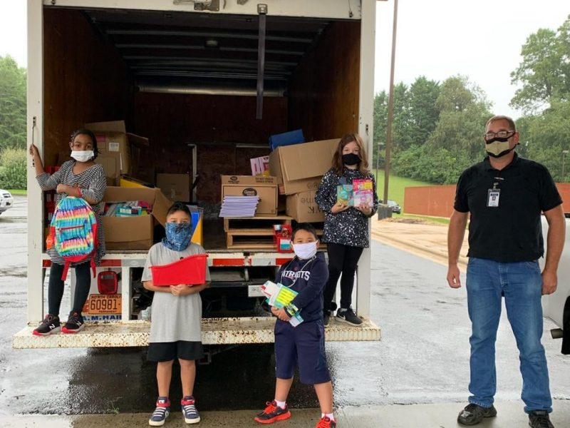Walmart Donations Help Families Get Back On Their Feet