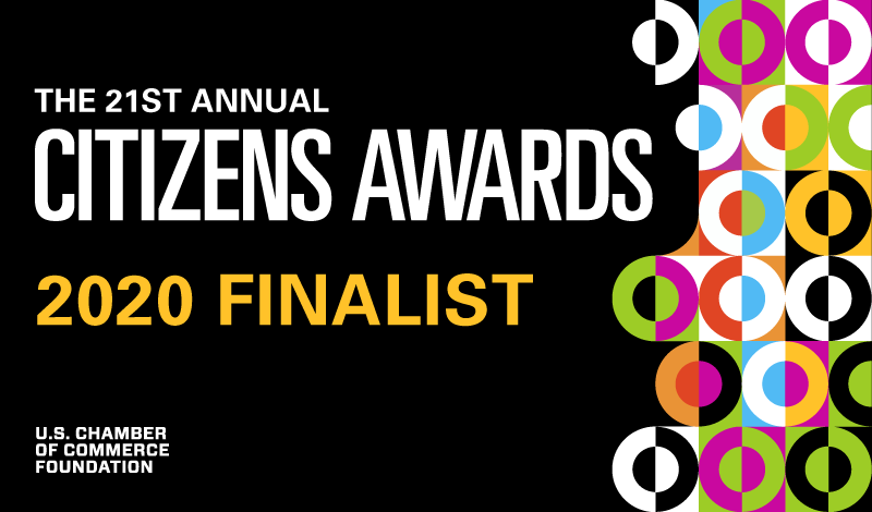 Good360 Premier Partners, Advance Auto Parts and GAF, Named Finalists for U.S. Chamber Foundation Citizens Awards