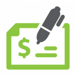 Bank Check Icon-2
