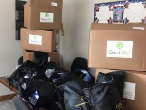 Outerwear Donation Prepare Veterans for the Change of Seasons