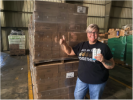 Local Brand Provides Thousands of Plant-Based Milk Cartons to California Fire Evacuees