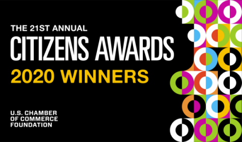 How Good360 Partners with 2020 Citizens Awards Winners for Social Good
