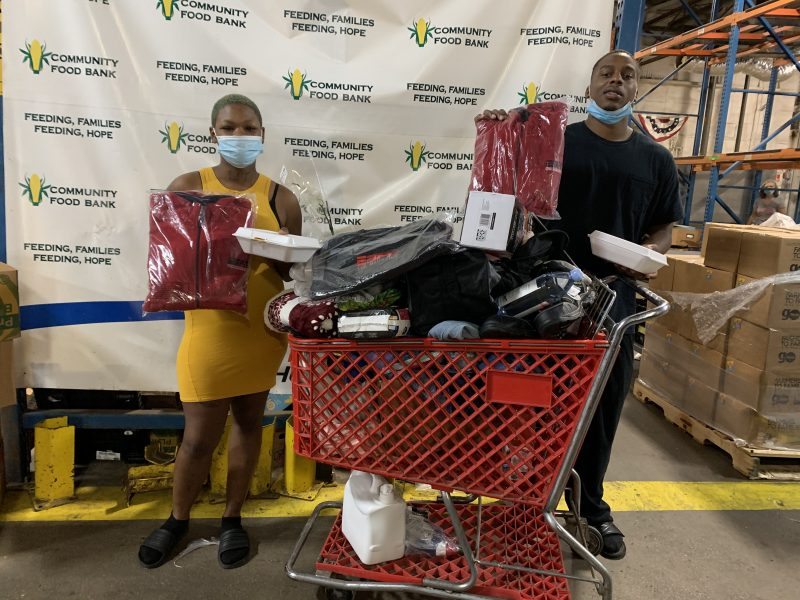 Bed Bath & Beyond Donations Help Food Bank Change Lives