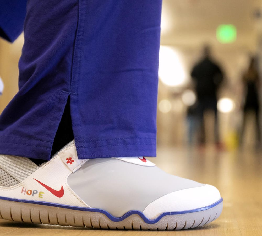 Good360 Teams Up with Nike to Help 'Healthcare Athletes'