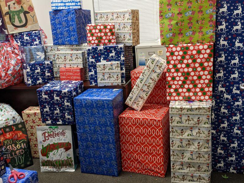 Secret Santa Donations Bring the Gift of Healthy Living