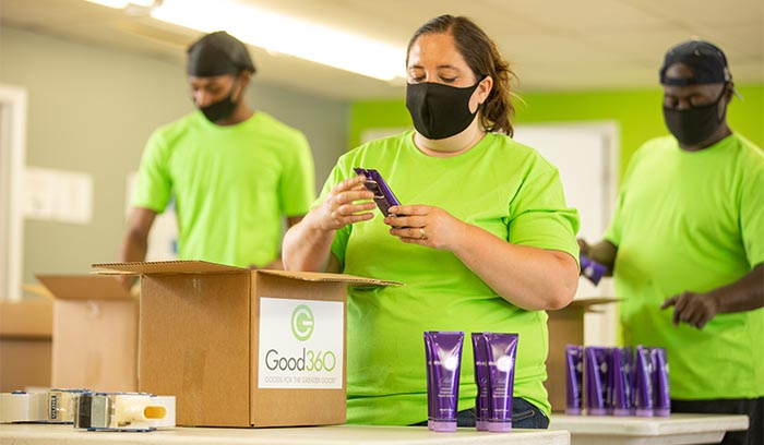The Logistics of Delivering Hope and Dignity: How Good360 Gets the Goods to People in Need