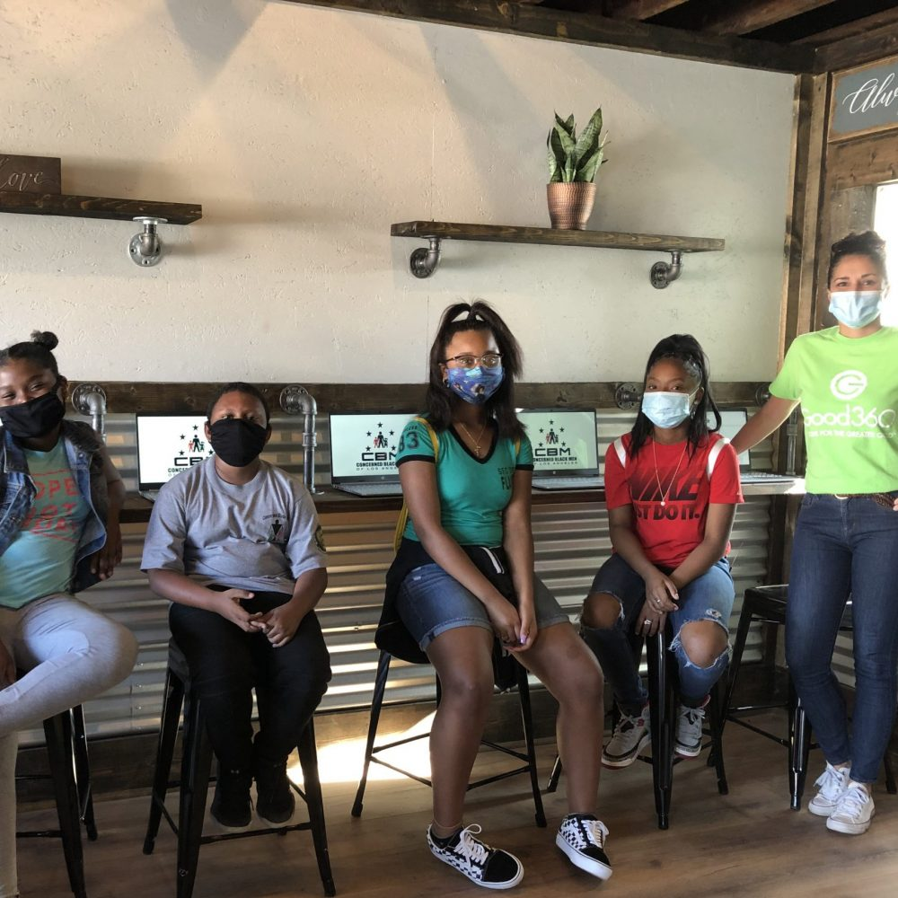 The Fixers and Good360 Team Up to Empower Black Youth