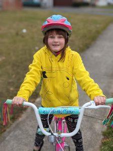 Donated Bikes Bring Smiles to Children of Veterans