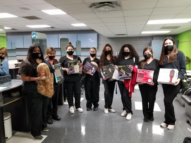 Role Models of America Provides Tools for Cosmetology Students