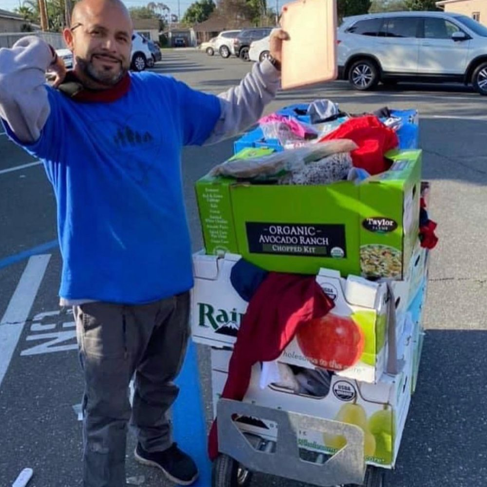 Amazon Donation Provides Hope to Hundreds of Families Getting Back on their Feet