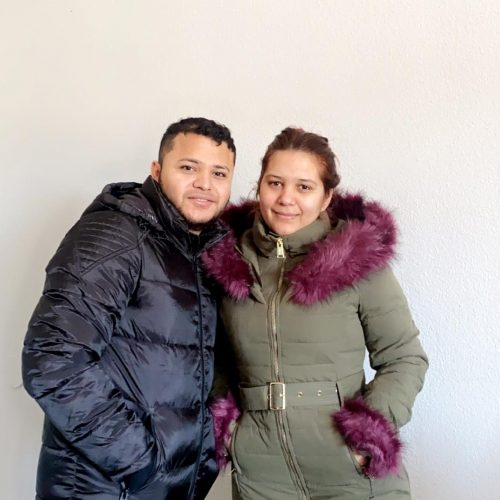 GUESS? Coats Provide Warmth During Winter Storm Uri