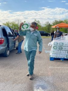 CVS Health Provides Clean Water to Texans Recovering from Devastating Winter Storms