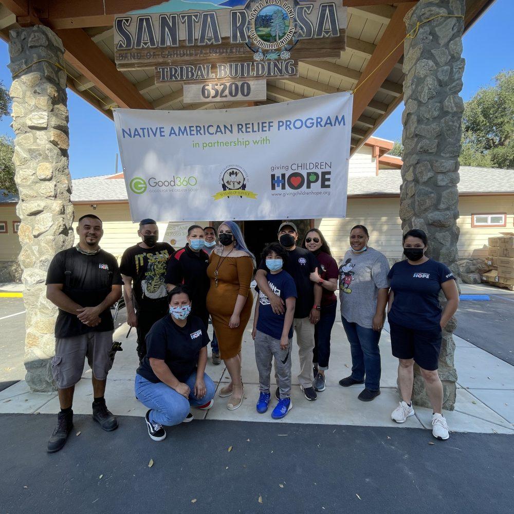 Good360 Establishes Native American Relief Alliance to Uplift Indigenous Communities