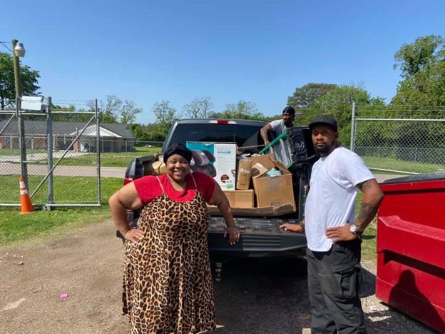 Amazon Donations Help Alleviate Diaper Needs