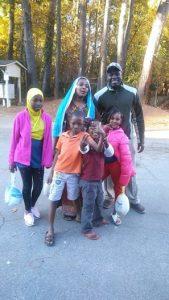 Walmart Donations Help Families In Need