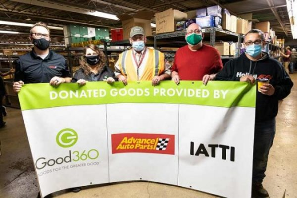 How Good360 and Advance Auto Parts Support the Circular Economy While Training the Next Generation of Auto Repair Specialists