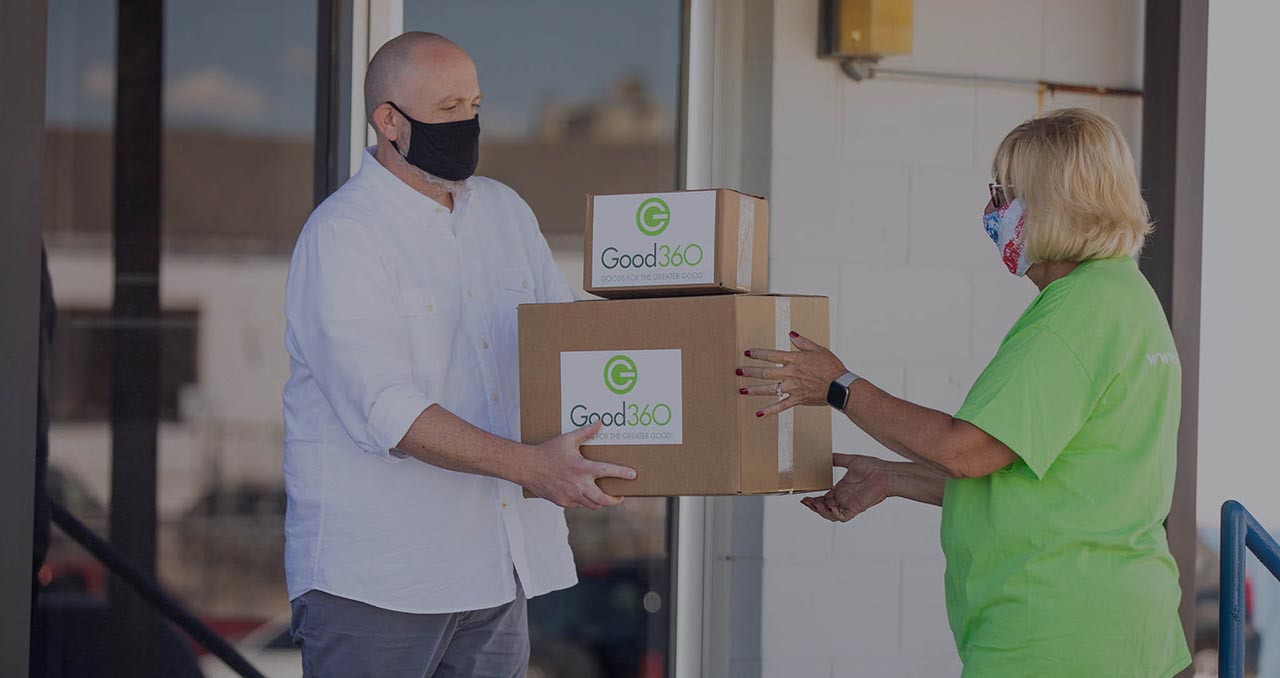 More Than $300 Million In Goods Distributed In Response To COVID-19