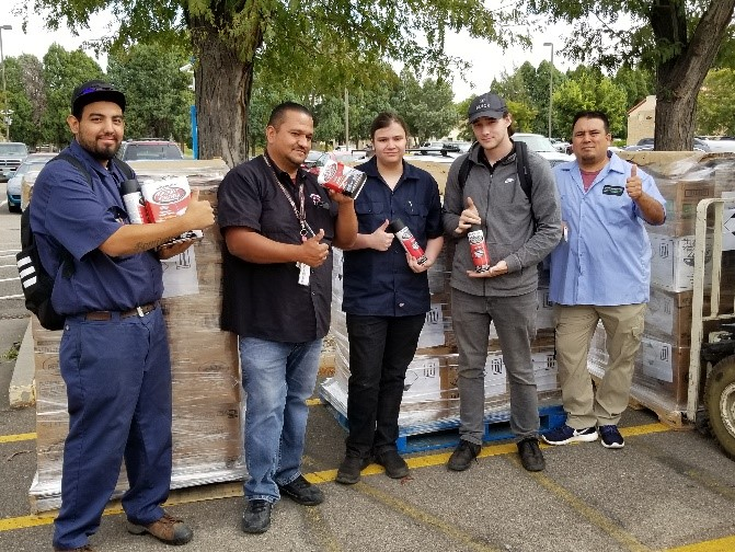 Donations from Advance Auto Parts Provides Automotive Students With Quality Products for School