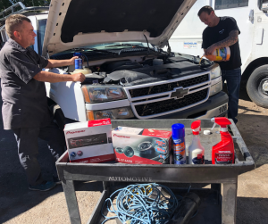 Advance Auto Parts is Committed to Helping Eager Students Learn Basic Automotive Repairs
