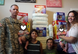 American Trooper Gives Back to Veterans