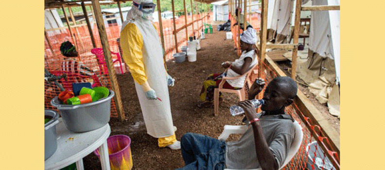 Protective Clothing From Saf-T-Gard Used During Ebola Crisis