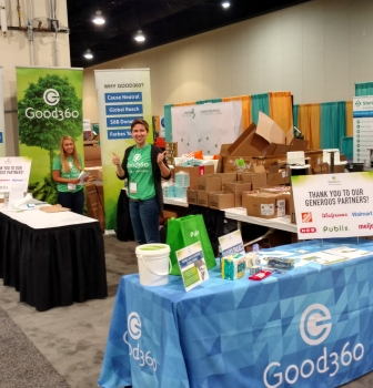 Good360 Attends 2016 Retail Sustainability & Environmental Compliance Conference