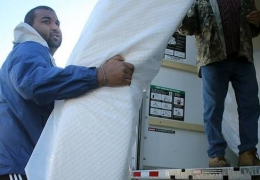 Tempur-Pedic & UPS Step In to Help Disaster Impacted Families in South Carolina