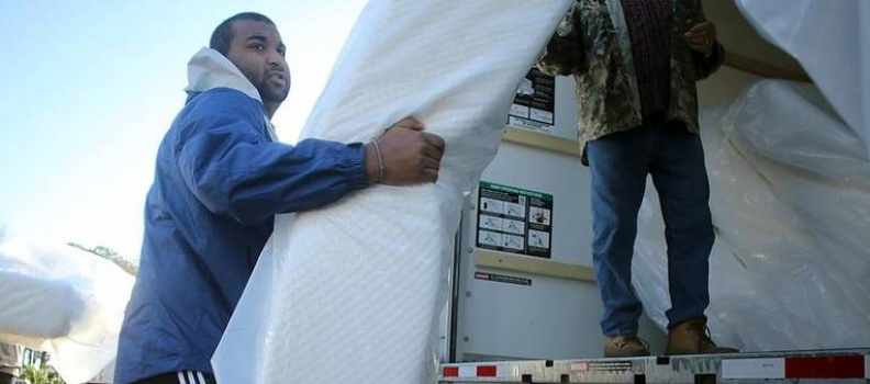 Tempur-Pedic & UPS Step In to Help Disaster Impacted Families in South Carolina
