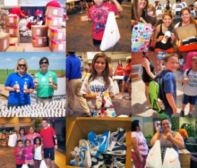 """Students in Moore, Oklahoma, stay """"Student Strong"""" as they head back to the classroom"""