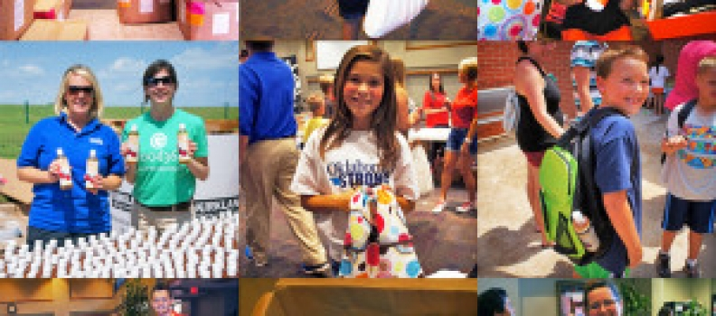 "Students in Moore, Oklahoma, stay ""Student Strong"" as they head back to the classroom"